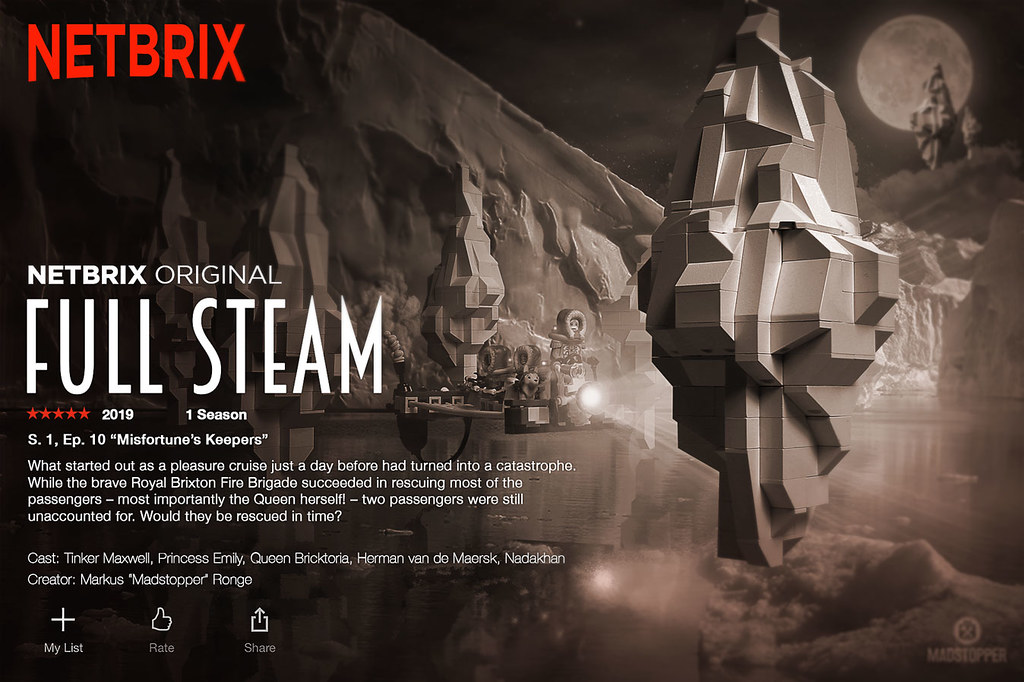 "Netbrix ""Full Steam"" S. 1/ Ep.10 ""Misfortune's Keepers"""