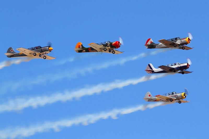 IMG_8524 Red Eagles Formation Team, NAF El Centro Air Show