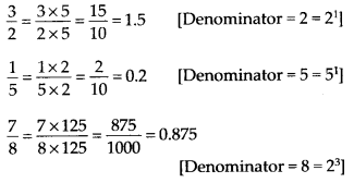 NCERT Solutions for Class 9 Maths Chapter 1 Number Systems Ex 1.3 A6