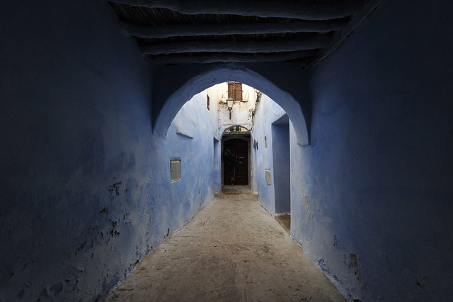 Chefchaouen, Morocco, January 2019 D700 205