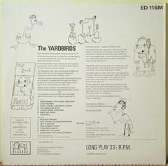 The Yardbirds - Roger The Engineer (Mono)