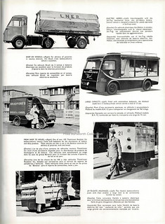 British Commercial Vehicles 1950 - Battery-Electrics on view, page 2