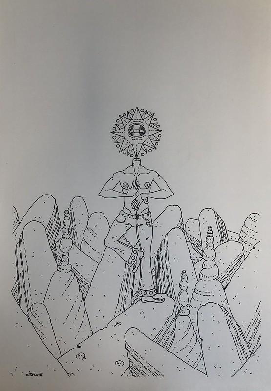 le dieu zen