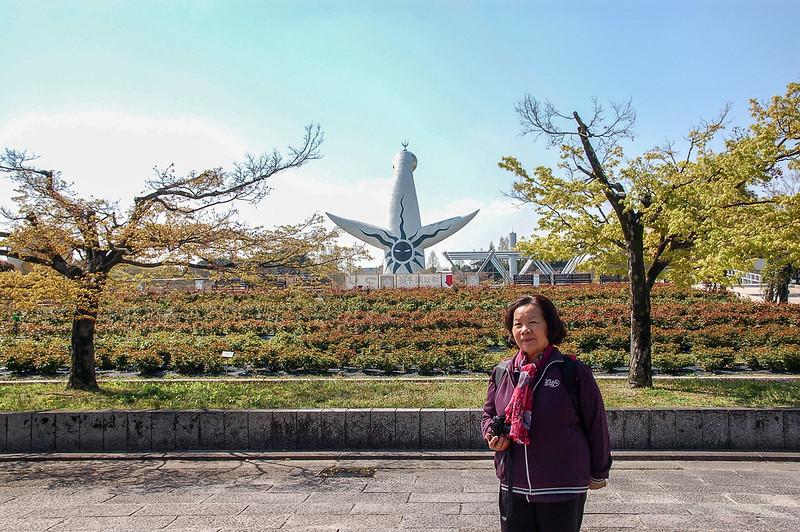 萬博公園太陽塔 3