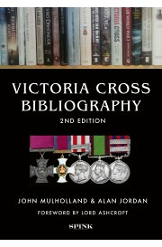 Victoria Cross Bibliography. 2nd ed book cover