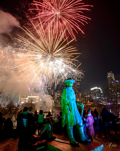 New Year's Eve 2018/2019 Fireworks