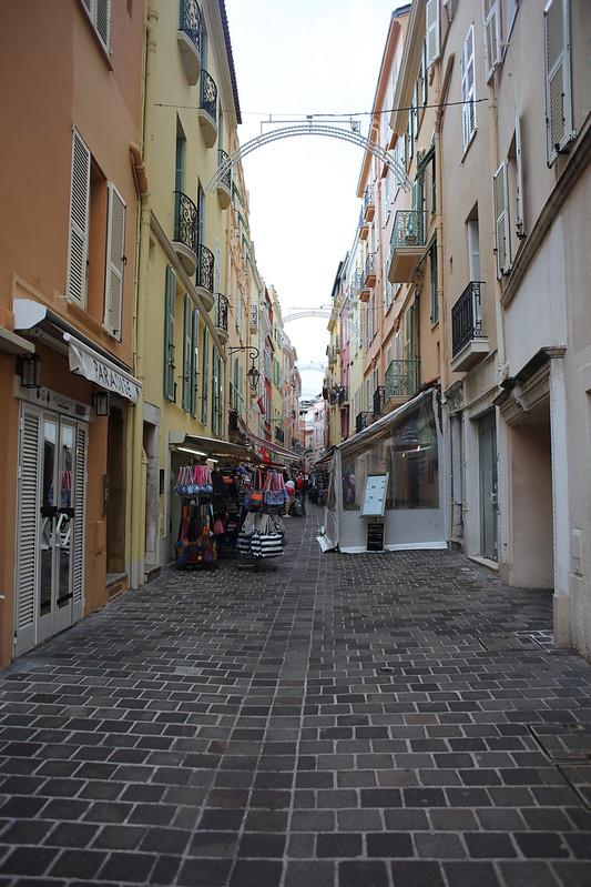 Streets of Monaco Ville