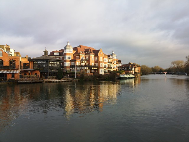 365 - Image 051 - Early morning in Windsor...