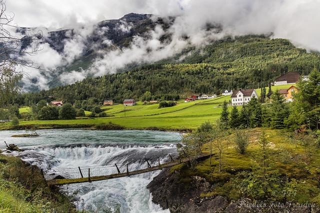 Lovatnet - Norwegen
