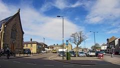 Buxton, the Roman town centre.