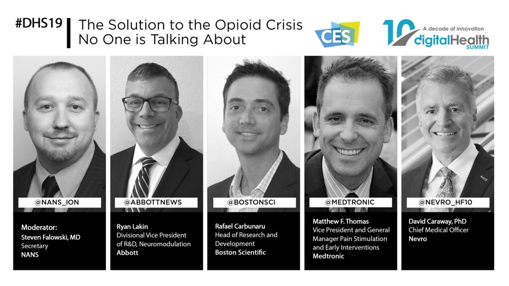 9 - 100 PM The Solution to the Opioid Crisis No On…alking About