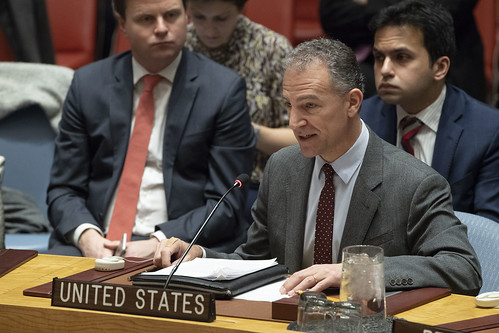 Report of the Secretary-General on the United Nations Verification Mission in Colombia | by United States Mission to the United Nations