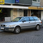 Audi 80 Avant 1992-1995