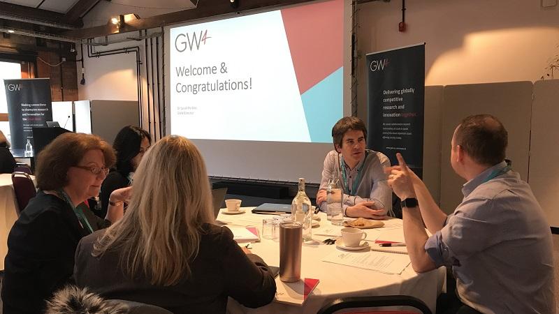 GW4 announces new pump-priming research communities