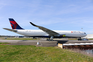 F-WWKT Airbus A330 NEO Delta | by @Eurospot