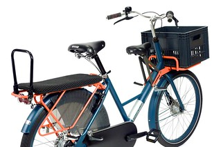 WorkCycles Fr8 Double Seat | by @WorkCycles