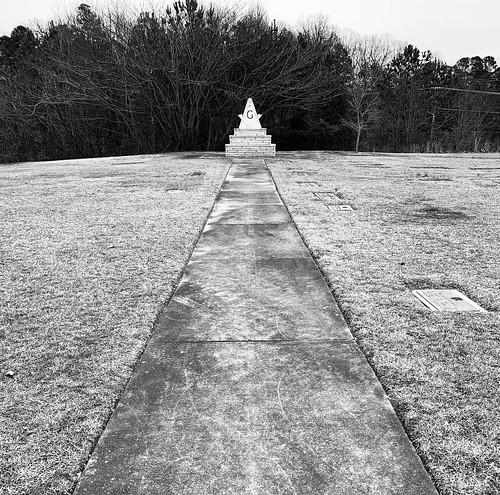 Freemason Monument | by ericlbarnes