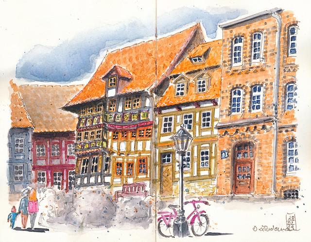 Hildesheim, Wernersches Haus