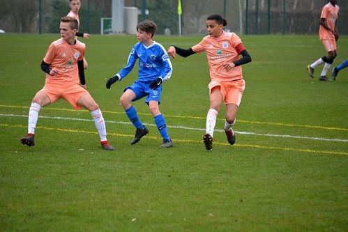 Season 2018-2019: U14 PO1 RSC Anderlecht - KRC Genk | by anderlechtonline