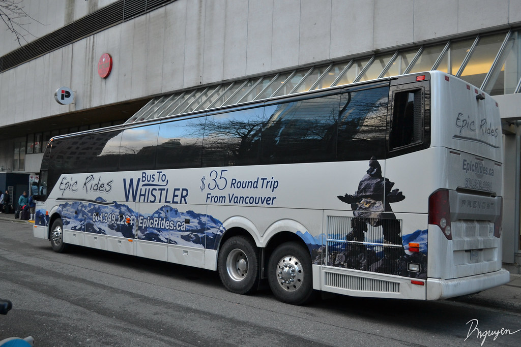 Epic Rides 2019 Prevost H3-45 #4-2 | Please do not use any p