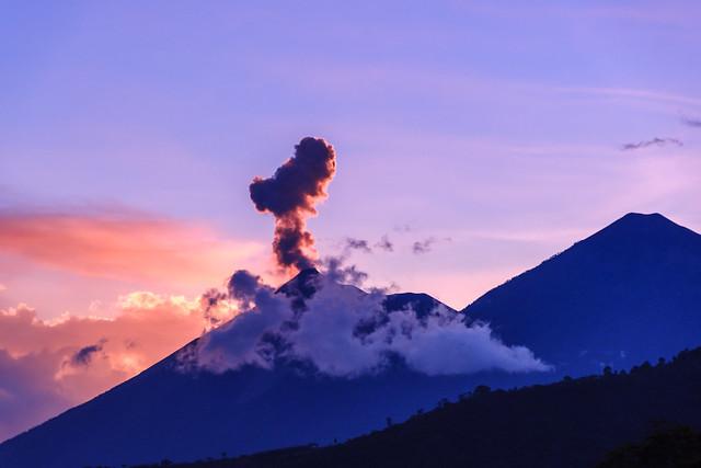 mount fuego guatemala
