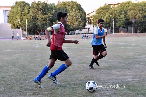 Inter House Football Competition 2018-19 11 (16) | by Atmiya Vidya Mandir