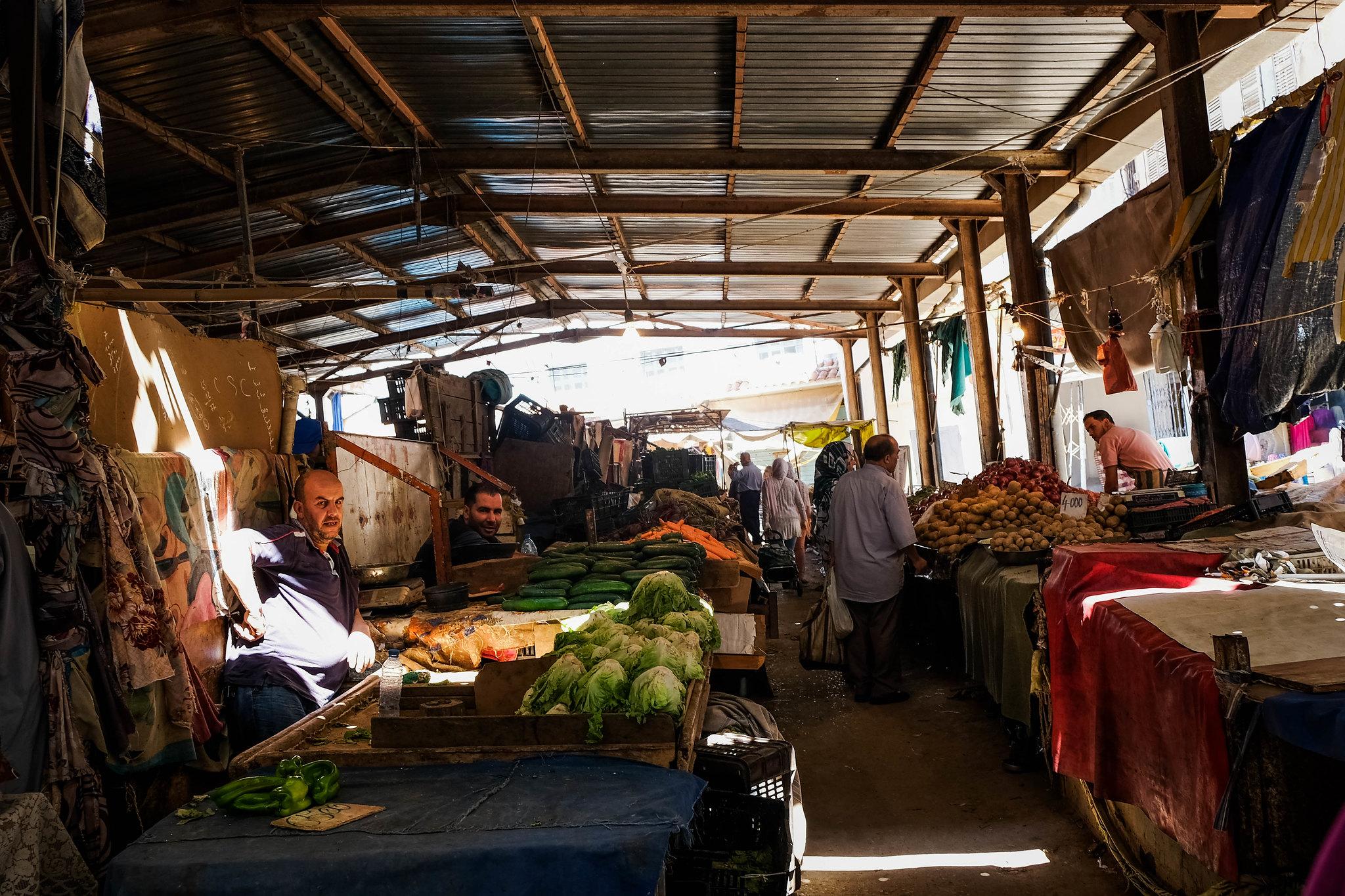 Constantine market
