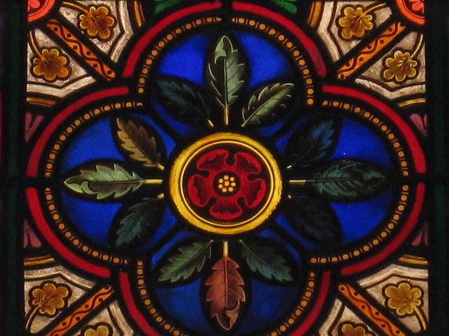 Detail of the Chancel Lancet Windows by Ferguson and Urie; the Former Saint George's Presbyterian Church - Chapel Street, St Kilda East