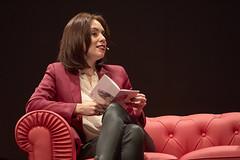 Diana Morant   Presentación como candidata a la alcaldía de Gandia
