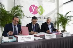 Présentation de QWANT nouveau moteur de recherche des Yvelines et des Hauts-de-Seine