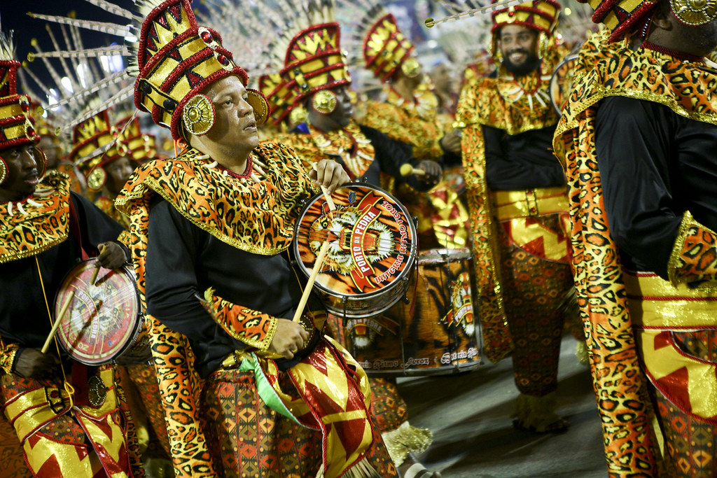 Carnaval Rio 2019 - Unidos do Porto da Pedra -  Gabriel Nascimento |  Riotur