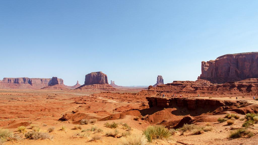 Monument Valley - Navajo Territory - Utah