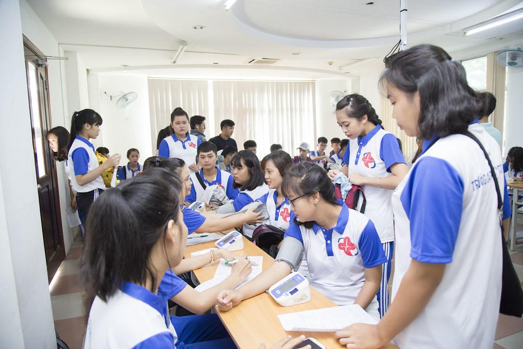 Hoạt động được sự ủng hộ đông đảo của sinh viên