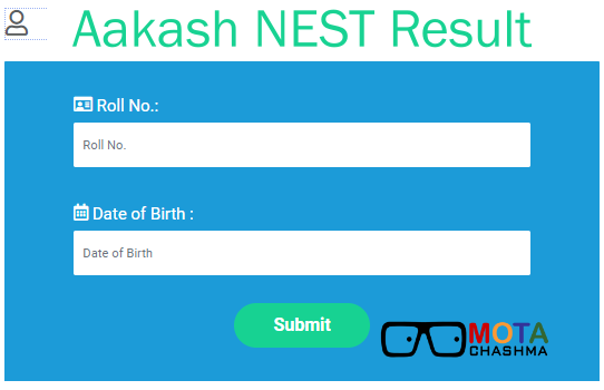 aakash nest result