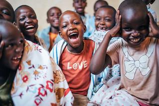 Kampala orphan care program rescues 23 street orphans; plans to improve orphan home, Children's Hope Center School, women's rehabilitation home | by Peace Gospel