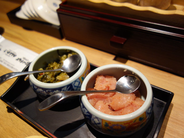 高菜與明太子@博多山海
