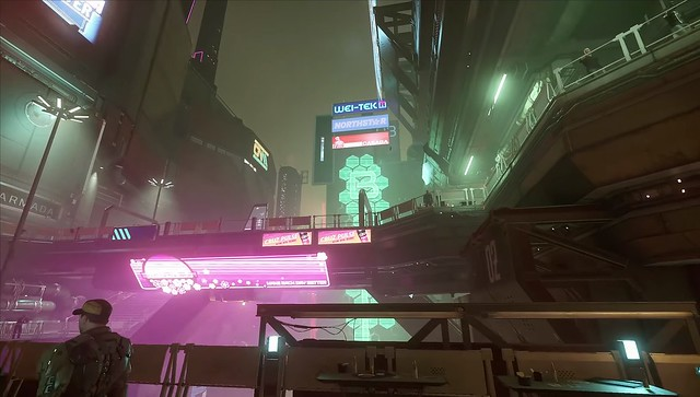 Star Citizen  -  Cyber​​punk