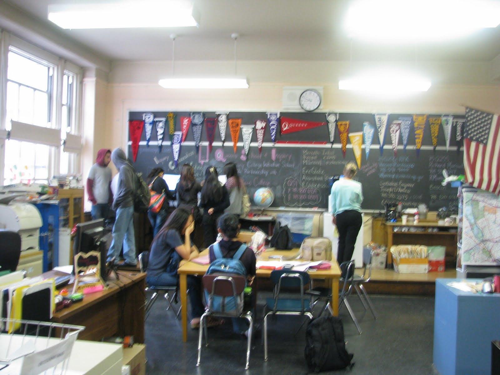 Queens School of Inquiry, The - District 25 - InsideSchools