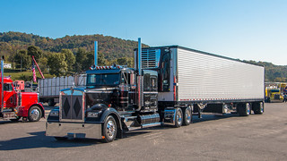 Kenworth W900 | by NoVa Truck & Transport Photos