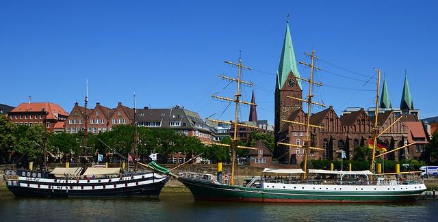Bremen - Tall Ships