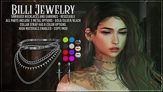 AsteroidBox. Billi Jewelry   by AsteroidBox - LeithDrew Resident