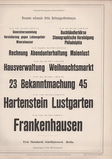 Neuste schmale fette Zeitungs-Grotesque | by TypeOff