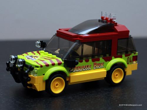 """""""Jurassic Brik"""" SUV"""