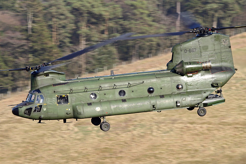 Royal Netherlands Air Force Chinook (Grizzly Flight) (12) | by Danny Banks 2019