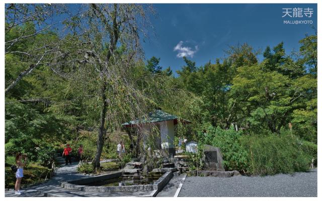 嵐山天龍寺-11