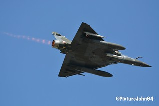 Frisian Flag 2019: French Air Force Mirage 2000D (680/3-XM) of EC03.003 | by PictureJohn64
