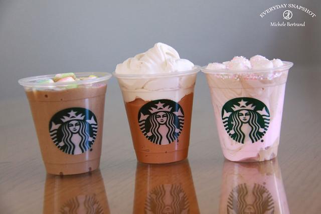 Starbucks Slime Cups