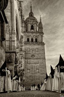 Paso por la Catedral