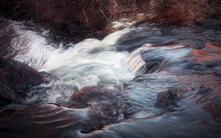 Run-off | by ShinyPhotoScotland