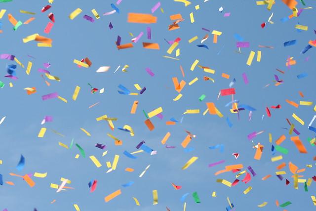Confetti - by ADoseofShipBoy Confetti - by ADoseofShipBoy